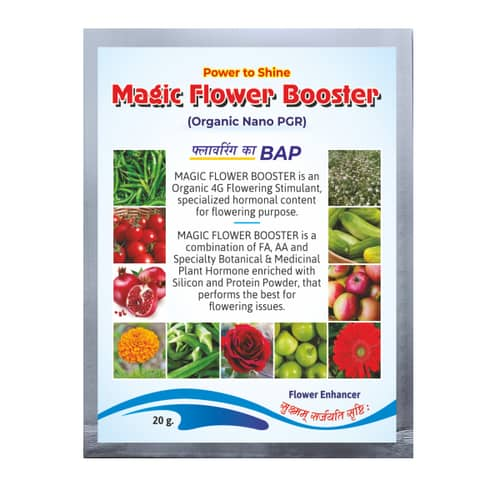Magic Flower Booster 20 GM (2 Packs)