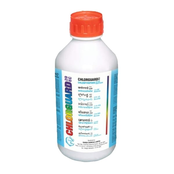Chlorguard (for Termites)