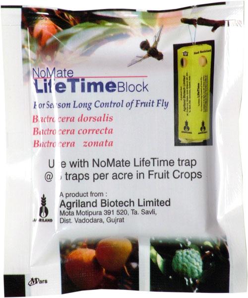 Fruit Fly Blocks for fruit crops